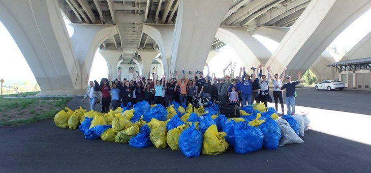 We're at it again! Join us Saturday, August 13th for another clean-up event at Jones Point Park.